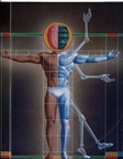 Computers analyze a swimmer's stroke; special boots pump a weak heart; electricity helps the paralyzed walk again. A new science is creating The Human Machine.
