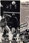 The extraordinary story of the American women's volleyball team