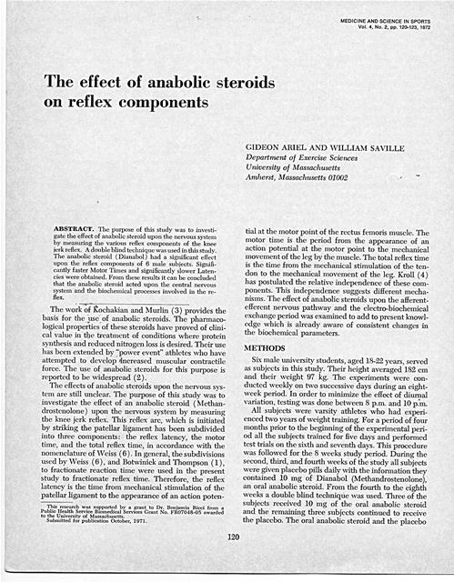 a study on anabolic steroids A recent study has confirmed that anabolic steroids cause kidney damage and when combined with a nutritional program containing supplements – the damage is worse.