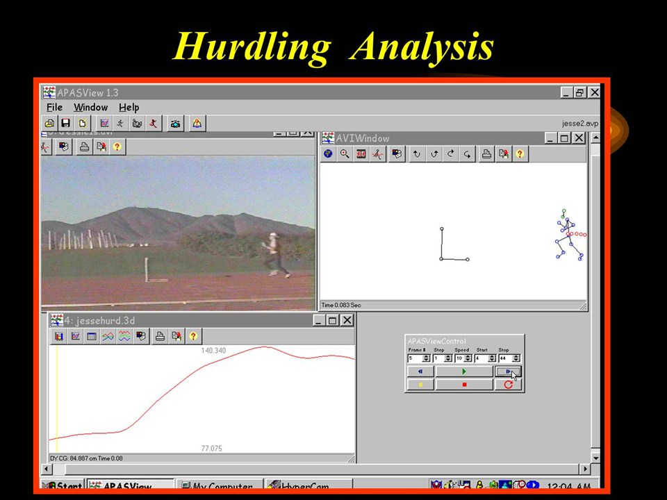 Sports Analysis Video Demonstration - Ariel Dynamics