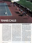 Tennis Professor Vic Braden wires athletes and their playing fields to improve performance