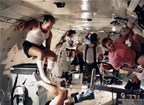 The Ariel Computerized Exercise System in Space